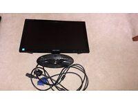 "Hanns G 18.5"" monitor (1366x768, VGA)"
