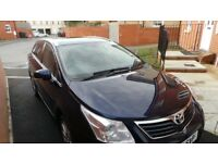Toyota Avensis T-SPIRIT D-4D 2.2 Diesel+Leather Trim+Sat Nav+Rev Cam+Pan Roof - Fully loaded