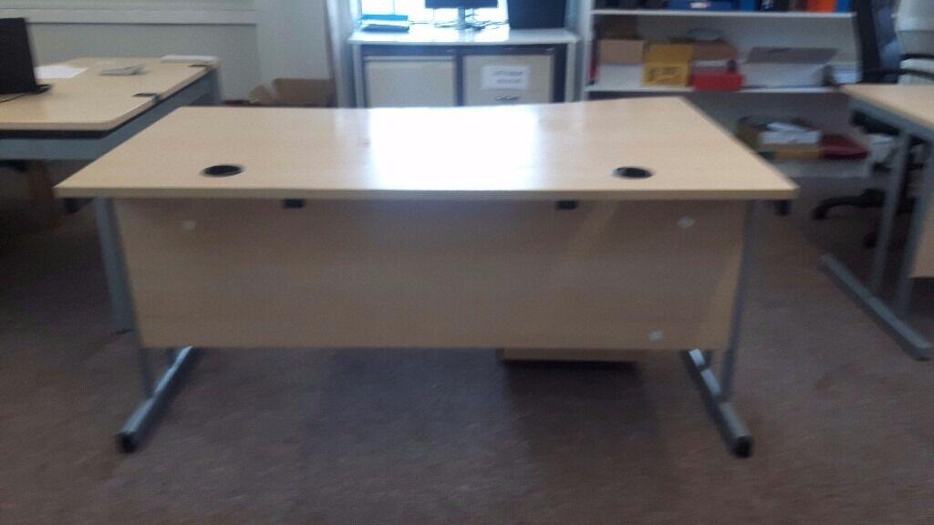 Beech office desks office furniture