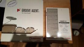 Cubase 6.5 plus Groove agent 3.