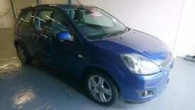 FORD FIESTA ZETEC CLIMATE (ONE owner since new)