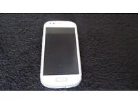 Samsung Galaxy S3 mini - boxed (3 network)