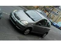 2004 Toyota yaris 1.0 VVT-1 3 doors service history. 1 previous owner