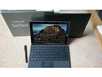 Microsoft Surface 3 128GB plus accessories