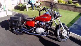 Honda Shadow customised 125