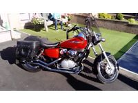 Honda Shadow customised 125