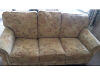 Free 3 seater sofa - as new