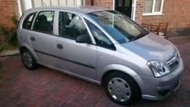 Vauxhall Meriiva life 2006 75k 12 months MOT