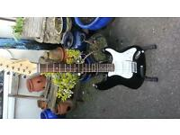 STRATOCASTER GUITAR WITH BAG