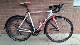 Focus Mares AX Cylocross/ Road bike. Size 56 cm