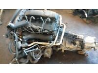 Ford Transit Mk6 2.4 RWD Engine and Gearbox