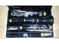 Clarinet in Bb, Beuscher Aristocrat