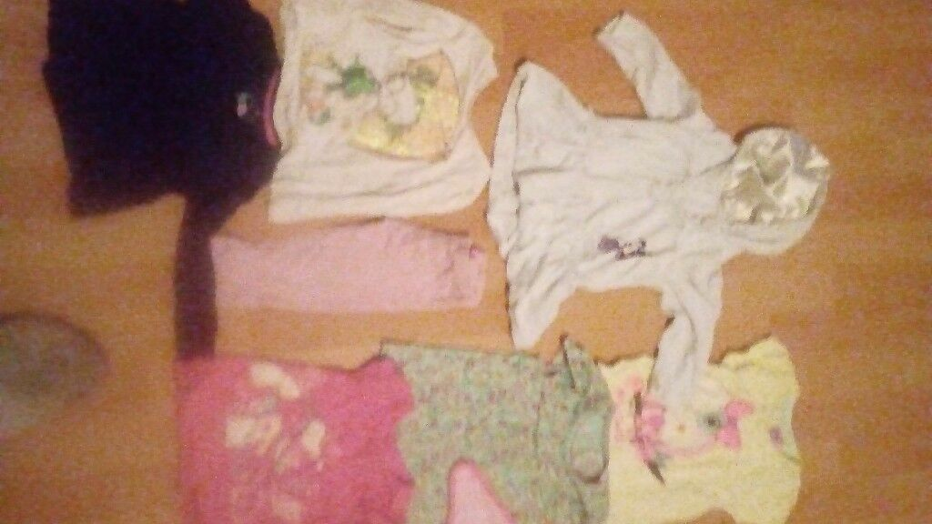 Bundle of 12-18 months girls clothes