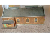 Ready Build Twin Track 00 gauge Engine Shed