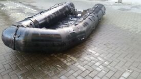 Ex-Military Avon 450 CRRC small inflatable boat