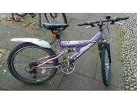 Lady bicycle in good condition