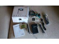 TOSHIBA CAMILEO S30 FULL HD MINI CAMCORDER WITH 8gb SONY MEMORY CARD