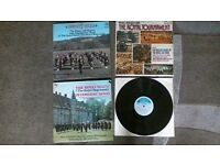 Pipes and Drums Vinyl Records - 3off