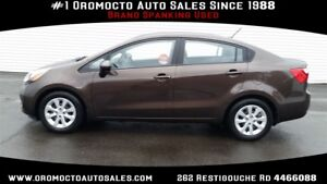 2015 Kia Rio 18000 KM,HEATED SEATS,WELL KEPT