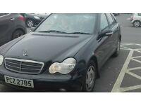 2002 Mercedes benz
