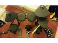 Electric drumkit Pp900e