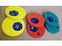 Delphin Swimming Disks/ Arm band - £12 only
