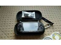Sony PSP with 28 games