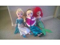 Disney Plush Toys £5 each