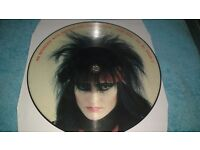 Siouxsie & The Banshees ‎– An Interview With Siouxsie & The Banshees, June 1978 - Rare Picture Disc