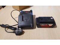 Bosch 36v battery & charger. Brand new