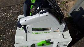 Festool TS55 REBQ Plunge Saw