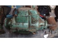 baldridge model 6 boat drive gear box