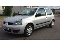 2007 Renault Clio Campus 1.2 ******(Only 15000 miles on the clock)******