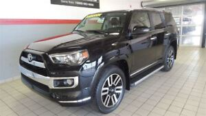2015 Toyota 4Runner LIMITED CUIR-TOIT OUVRANT-NAV