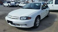 2004 Chevrolet Cavalier 2003-2004 RARE, FACTORY NATURAL GAS AND