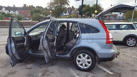HONDA CR V 2.2 I CDTI ES STATION WAGON 84K MILEAGE 12 MONTHS MOT3 M NATIOWIDE WARRANTY IS AVAILABLE