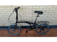 Foldable bike in great condition