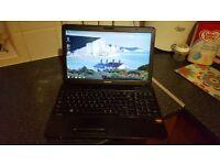 laptop toshiba satellite c650
