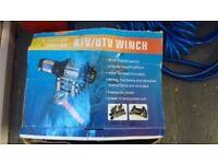 12v ATV/UTV Electric Winch