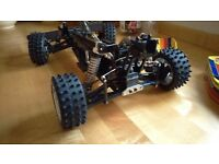 Vintage Kyosho Optima Mid SE excellent condition!