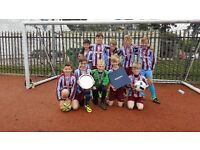 High Lane U12s Football team are looking for new players for next season