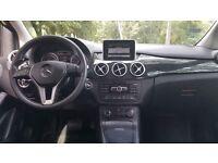 left hand drive Mercedes b class