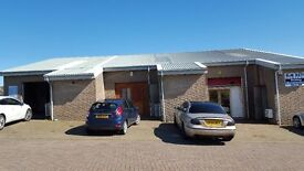 780sqft - 1236sqft Workshop Units To Let at Highhouse Industrial Estate, KA18 2LL