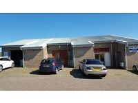 1060 sqft Workshop Unit To Let at Highhouse Industrial Estate, KA18 2LL