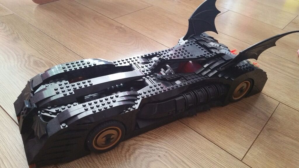Lego Batmobile Ucs 7784 In Newton Abbot Devon Gumtree