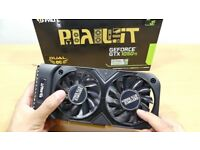 Geforce 1050ti Used only for few hours