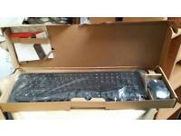 Brand new wireless keyboard and mouse 800 series