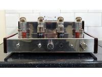 Amplifon EL34 Ultralinear valve / tube amplifier, boxed
