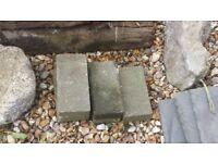 Grey Bricks x 6