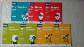 Bond 11+ : English, Maths, Verbal Reasoning, Non-verbal Reasoning